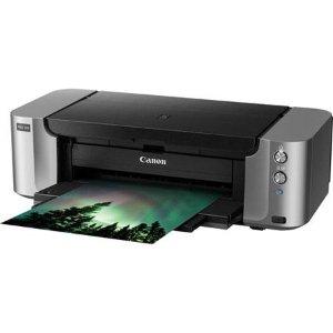 Canon PIXMA PRO-100 Wireless Inkjet + 50 Sheets Photo Paper