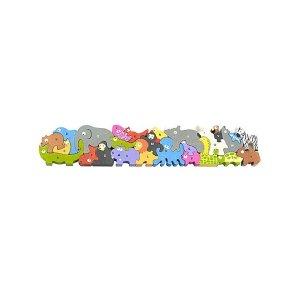 BeginAgainAnimal Parade A to Z 26-Piece Puzzle