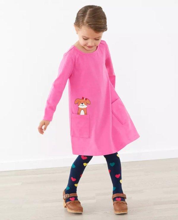 儿童连身裙