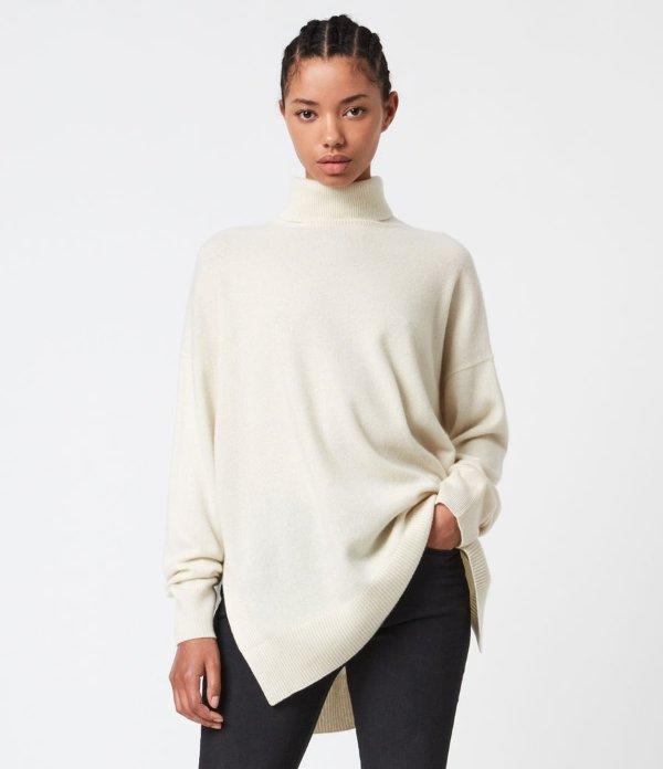 Gala 混羊绒毛衣