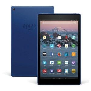$109.98 (原价$149.99)Amazon Kindle Fire HD 10 32GB 平板电脑