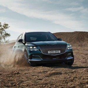 你从未听过的豪华SUV东方新秀 2021 Genesis GV80