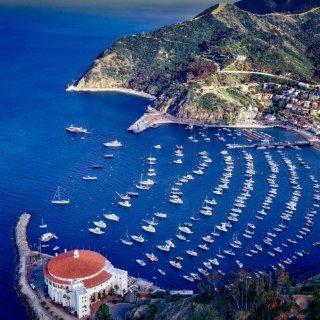 """$184起  加州的""""夏威夷岛""""加州圣卡塔利娜岛+墨西哥恩森那达4晚游轮 洛杉矶出发"""
