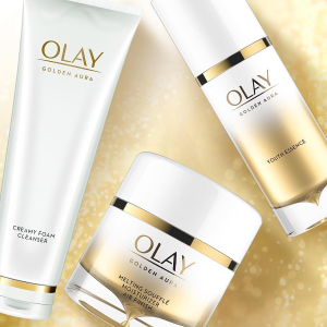 30% OffOlay Golden Aura Products Sale