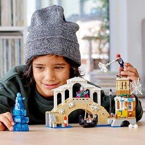 史低价:LEGO 漫威超级英雄系列 拼搭玩具促销