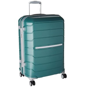 额外7折 现价$86.79起Samsonite Freeform系列 24吋万向轮行李箱绿色