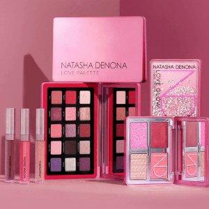 2020情人节限量美妆大搜罗 ND新眼影盘 TF粉色香水上市