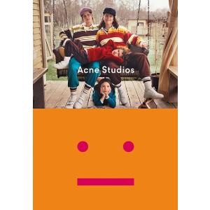 低至3折Acne Studios 童装促销 彩虹囧脸好暖萌
