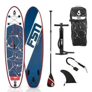 立减€599!充气立式桨套装