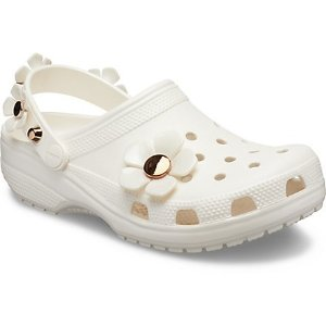 CrocsClassic Metallic Blooms Clog