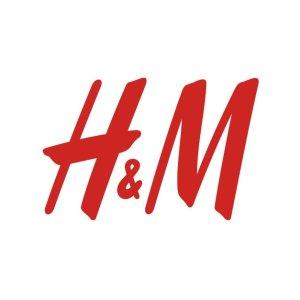 全场低至7折+免邮限今天:H&M 全场男女服饰大促 折扣区也参加