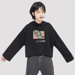 PRODCrop Top Hoodie (Gift, Not for Sale)