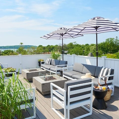Up to 58% OffThe Menhaden: Hotel Stays