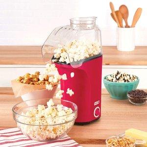 Dash DAPP150V2RD04 Hot Air Popcorn Popper Maker