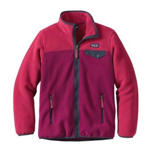 PatagoniaGirls' Lightweight Synchilla® Snap-T® Fleece Jacket