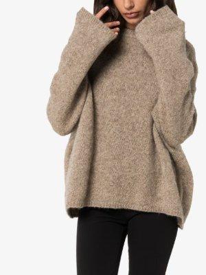 Toteme Biella Textured Knit Sweater | Farfetch.com