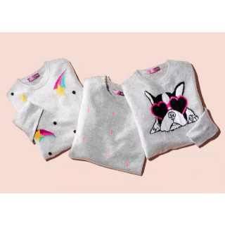50% Off+Extra 20% OffLast Day: Kids Cashmere Clothes Sale @ Bloomingdale's