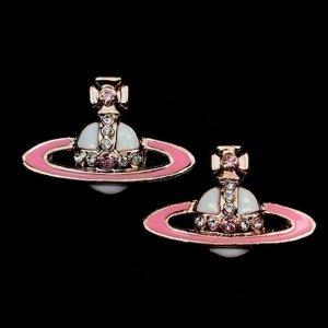 一律8折 £60收小土星耳钉上新:Vivienne Westwood 新品免税大促 可甜可盐小土星快入手