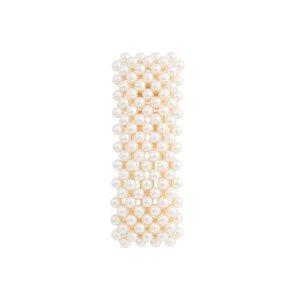 Small Pearl Barette