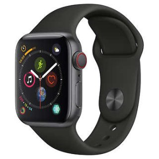 40mm仅$349.97, 44mm仅$369.97Apple Watch Series 4 GPS + Cellular 智能手表 清仓价
