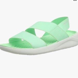 Crocs 女士凉鞋热卖 7码