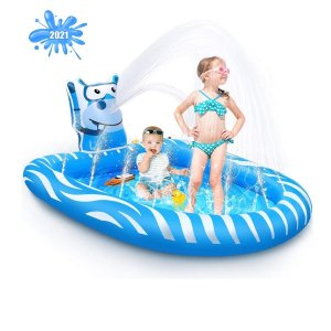 Beewarm Splash Pad Kids Pools Baby Pool