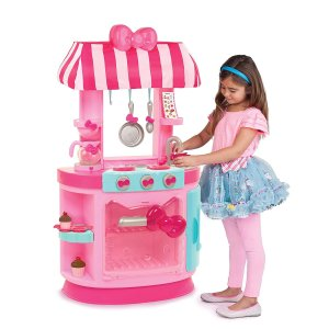 $44.47Hello Kitty 甜美咖啡台声光效果小厨房