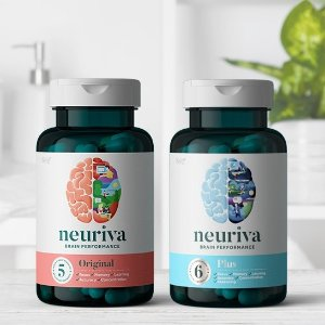 From $29.97 Schiff Neuriva Brain Performance Supplement
