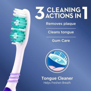 $1 (原价$3.56)Oral-B Cavity Defense 牙刷热卖 凑单好能手