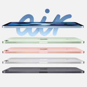 €669起 马卡龙绿色蓝色上新新品上市:Apple 全新iPad Air 4发布 A14处理器 速度更快