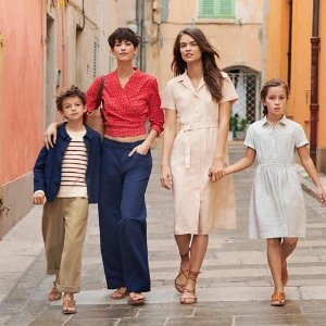 Starting at $3.9 + Free ShippingKids Sale @ Uniqlo