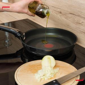 折后€35.63 原价€54.99Tefal 平底锅大促 经典红点锅 受热均匀 厨房必备好物