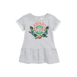 dec768b9 Nordstrom offers up to 55% off KENZO Kids Sale. Free shipping. KenzoJungle  Fleece Dress