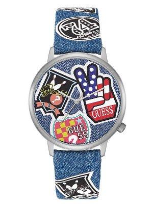 GUESS 牛仔手表