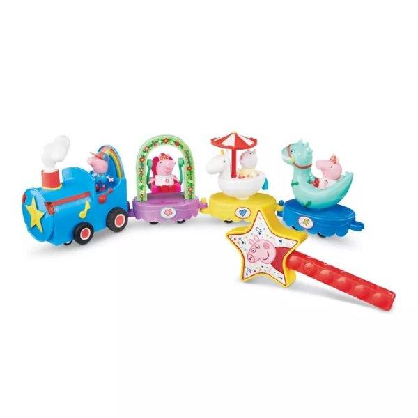 玩具小火车