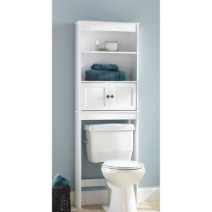 Chapter Over the Toilet Bathroom Storage Space Saver