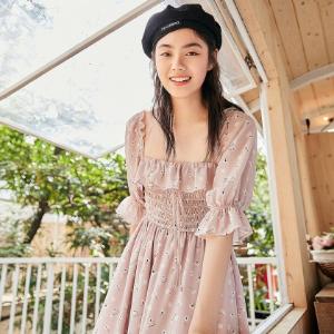 封面款¥379太平鸟精品女装限时热卖 好价收夏日美裙、上衣等