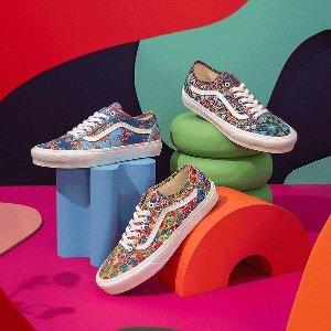 低至3.6折起 最低仅£20起Vans 滑板鞋UK打折汇总 经典帆布鞋好价全攻略