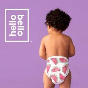 多款可爱图案尿不湿$26hello bello 新网红品牌宝宝尿布、洗护产品热卖 湿巾$3.99