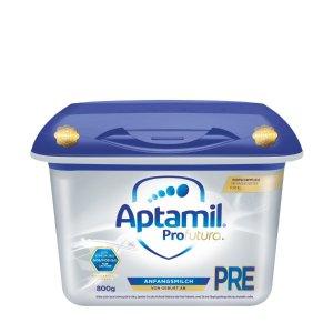 Aptamil爱他美白金版 PRE 出生就可以食用 800g