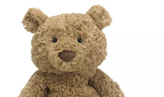 Jellycat 巴塞罗那熊 现货Jellycat 巴塞罗那熊 现货