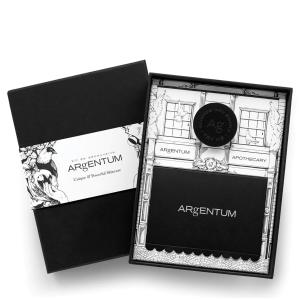 低至77折,仅售£35ARgENTUM 新手礼盒闪促 含银霜、银皂、银油、银乳