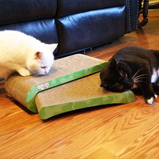 闪购:GoPets 猫抓板2件套
