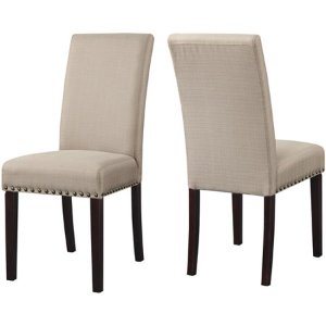 $69.90DHI 软垫餐椅2件 4色可选