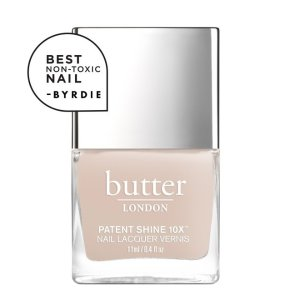 Butter LondonSteady On! Patent Shine 10X Nail Lacquer