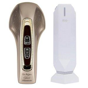 买就免费送tripollar stop白色款宙斯 Ghost Premium 六代魅影射频提拉美容仪 巨无霸