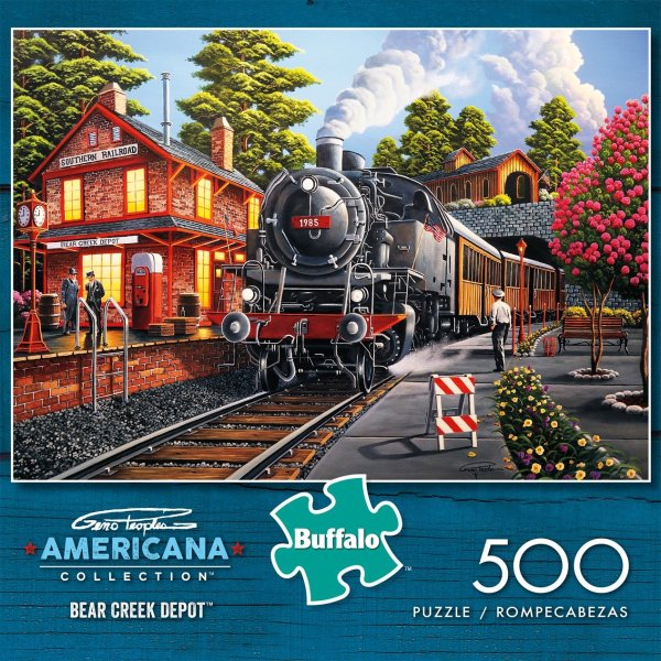 Bear Creek Depot 500片拼图