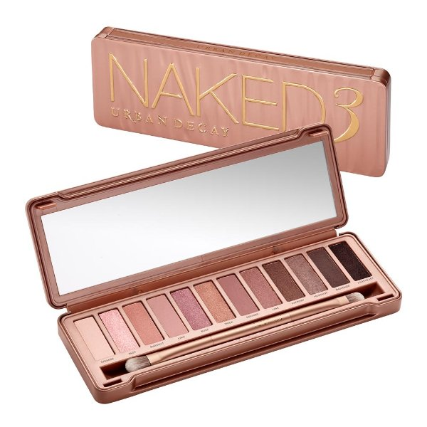 Naked3 眼影盘