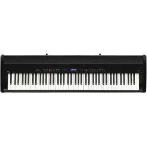 KAWAIES8 88-Key Portable Digital Piano Stylish Black
