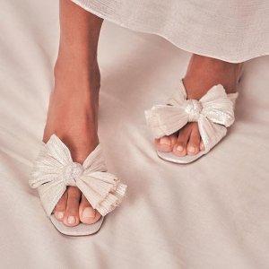 新人8.5折 打造不同风格上新:Shopbop 夏季新款凉鞋专场,一起看看哪些最值得入手